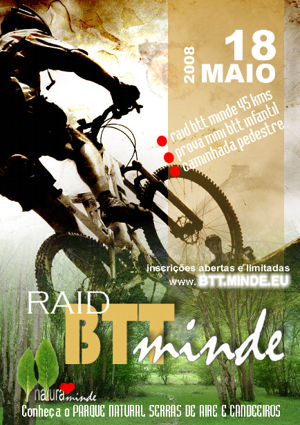 RAID BTT MINDE 2008